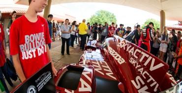 Mazda's RACE STEM Program Hits the Road Again