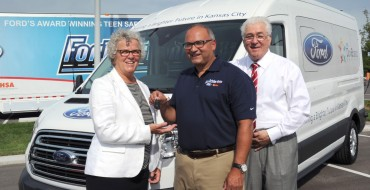 Ford Donates $600K to KC Community, Transit to The Don Bosco Centers