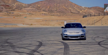 Jay Leno Test Drives a Porsche 911 GT3 RS With Carbon Wheels