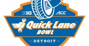 Quick Lane Bowl Sponsored by Ford, Detroit Lions