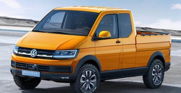 Volkswagen Tristar Truck Concept Revealed