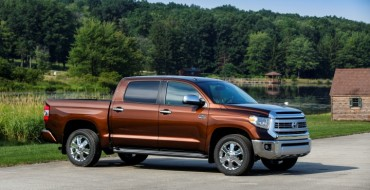 Toyota Drops V6 Engine in Tundra, Offers Only V8 for 2015