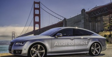 Driverless A7 Traffic Jam Pilot Gets California Driving Permit