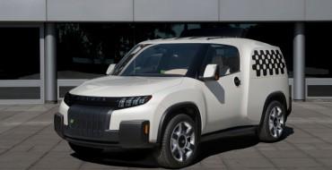 Toyota Unveils Urban Utility Concept Car in Cali