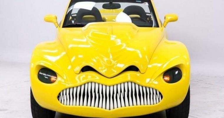 Seller Turns Chevy SSR into Chevy dinoSSauR