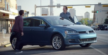 [VIDEO] Rob Huebel Drives a VW Golf Through Target in New Funny or Die Ad