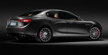 Check Out the 100th Anniversary Maserati Ghibli in the Neiman Marcus Catalog