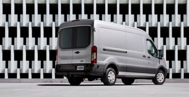 Ford Vans Top Commercial Sales in First Half