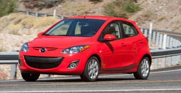 Adding Latin Flair: 2016 Mazda2 Production Begins in Mexico