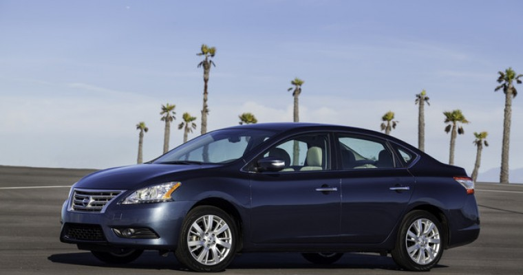 Sentra and Altima Due for 2016-2017 Refresh