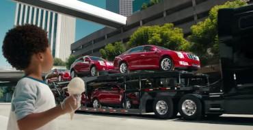 2015 Cadillac ATS Sedan Ad Turns Head, Has Poor Taste in Music