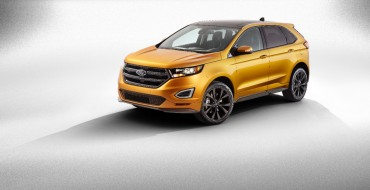 Ford Releases Complete 2015 Edge Pricing Information