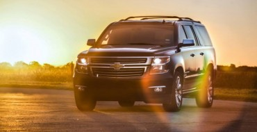 [PHOTOS] Check Out the 2015 Hennessey HPE500 Chevy Suburban