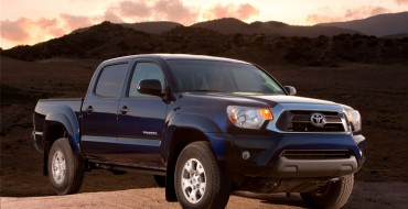 Redesigned Toyota Tacoma to Bow at NAIAS