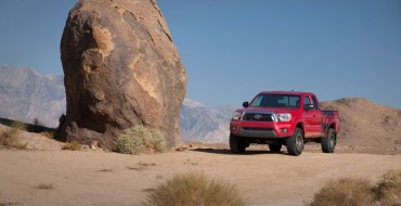2015 Toyota Tacoma Overview