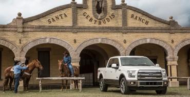 2015 F-150 Wins Truck of Texas Award