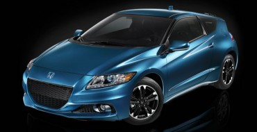 2015 Honda CR-Z Sport Hybrid Coupe Goes On Sale