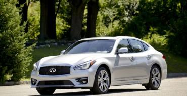 Infiniti March Sales Dominated by Q70 Sedan