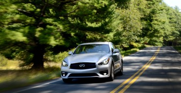 2014 Proves to be Record Year for Infiniti Global Sales