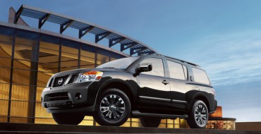 2015 Nissan Armada Pricing Announced