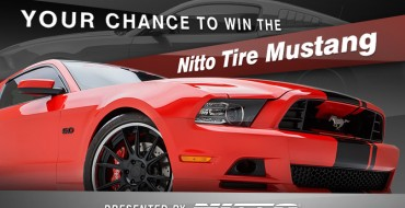 Enter the Nitto Tire Mustang Sweepstakes