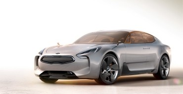 Kia GT Concept Greenlit for Production