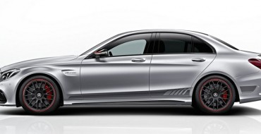Mercedes AMG C63 Edition 1 is a Thing of Beauty