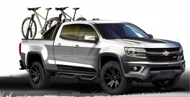 Check Out the Chevrolet Colorado Sport Concept in All its Glory