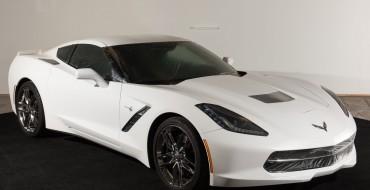 2014 Stingray to Become Corvette Art Car Today