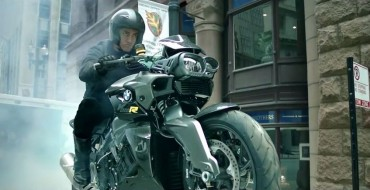 [VIDEO] Dhoom:3 Features Explosive BMW Motorcycle Stunts
