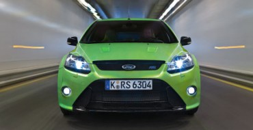 Report: Ford Focus RS Will Be AWD, Imported from Europe