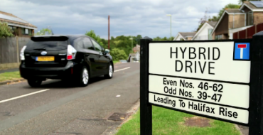 """Toyota """"Hybrid Town"""" Video Highlights Benefits of Driving Hybrid"""