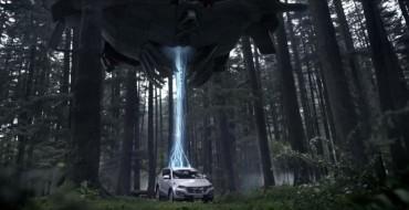[VIDEO] Hyundai Santa Fe Outruns Aliens in New Commercial