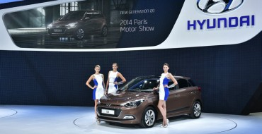 [GALLERY] Making Room for Hyundai at the Paris Motor Show