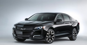 2015 Chevy Impala Midnight Edition Coming This Spring