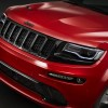[PHOTOS] Jeep Grand Cherokee SRT Red Vapor Debuts in Paris