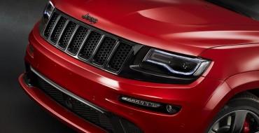 [PHOTOS] Jeep Grand Cherokee SRT Red Vapor Debuts in Paris