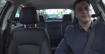 [VIDEO] Jimmy Kimmel Becomes an Uber Driver