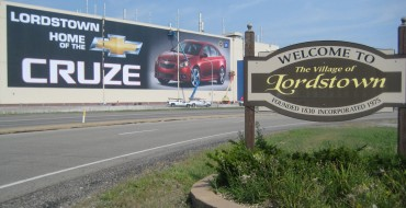 The Final Chevrolet Cruze Will Reportedly Stay in the Mahoning Valley Area