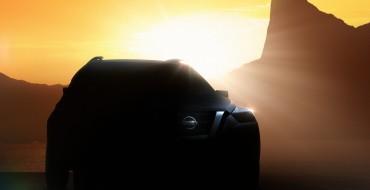 Nissan Concept SUV Teased for São Paulo Motor Show