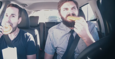 [VIDEO] Comedian Nick Thune Drives a Honda Fit for Lyft
