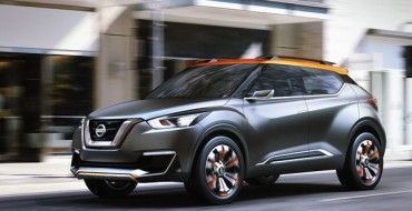 Nissan Kicks Unveiled In Time For Rio Olympics