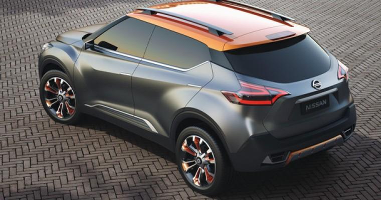 Nissan Debuts New Models In China