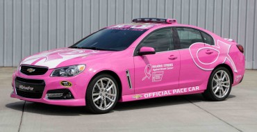 Chevy Continues to Raise Awareness for Breast Cancer, Unrolls New Chevy Cares Campaign
