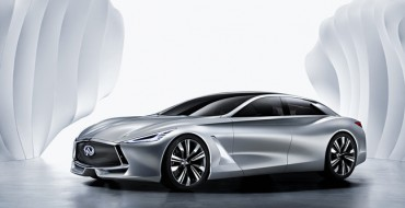 Infiniti Halo Car Arriving in 2015, Says Nakamura