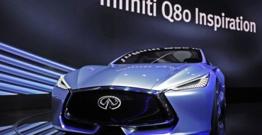 Q80 Inspiration Hybrid Powertrain is Powerful, Proficient, Promising