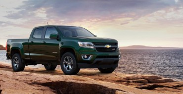 Check Out All the Available 2015 Chevy Colorado Colors