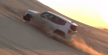 [VIDEO] 2015 Jeep Renegade Trailhawk at the Silver Lake Sand Dunes