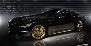 2015 GAS Mustang Previewed Ahead of SEMA