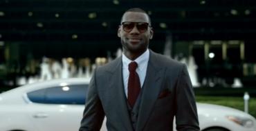 Watch LeBron James' Kia K900 Commercial